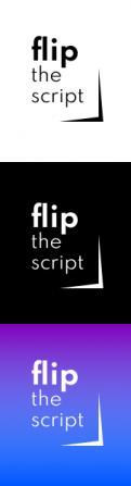 Logo # 1170944 voor Ontwerp een te gek logo voor Flip the script wedstrijd