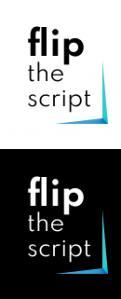 Logo # 1170957 voor Ontwerp een te gek logo voor Flip the script wedstrijd