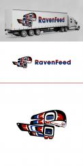 Logo design # 1143545 for RavenFeed logo design invitation contest