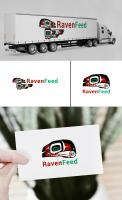 Logo design # 1144554 for RavenFeed logo design invitation contest