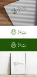 Logo design # 1155196 for Design a logo for vegan restaurant   catering 'De Nieuwe Kantine' contest