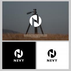 Logo # 1236255 voor Logo voor kwalitatief   luxe fotocamera statieven merk Nevy wedstrijd