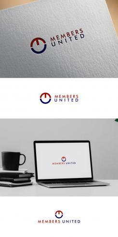 Logo design # 1122228 for MembersUnited contest