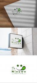 Logo design # 1155035 for Design a logo for vegan restaurant   catering 'De Nieuwe Kantine' contest