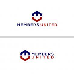 Logo design # 1122241 for MembersUnited contest