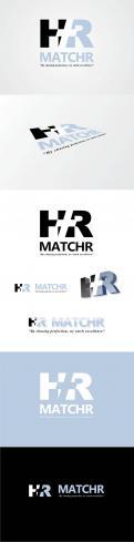 Logo # 446716 voor Jong.. speels logo voor ons bedrijfsadviesbureau/recruitment matcHR wedstrijd
