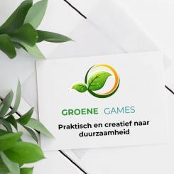 Logo # 1222739 voor Ontwerp een leuk logo voor duurzame games! wedstrijd