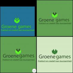 Logo # 1214247 voor Ontwerp een leuk logo voor duurzame games! wedstrijd