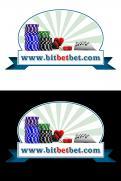 Logo # 220011 voor Bitcoin casino logo wedstrijd