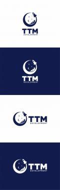 Logo design # 1228288 for Company logo  To The Moon Development contest
