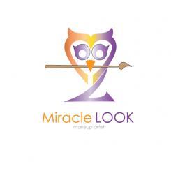 Logo  # 1095758 für junge Makeup Artistin benotigt kreatives Logo fur self branding Wettbewerb