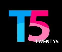 Logo # 610 voor Twenty5 wedstrijd