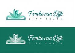 Logo # 971452 voor Logo voor Femke van Dijk  life coach wedstrijd