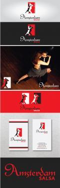 Logo # 283636 voor Logo for Salsa Dansschool AMSTERDAM SALSA wedstrijd