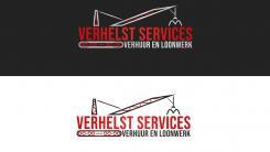 Logo # 983546 voor Ontwerp een strak logo voor een verhuur   loonbedrijf! wedstrijd