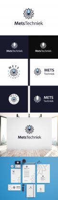Logo design # 1123451 for Logo for my company  Mets Techniek contest