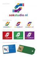 Logo # 1018397 voor Ontwerp een kleurrijk logo voor een sokkenwebshop! wedstrijd