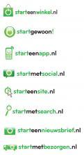 Logo # 11230 voor Ontwerp logo voor nieuwe aanbieder online marketing oplossingen en diensten wedstrijd
