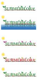 Logo # 227247 voor Ontwerp een catchy logo voor een bloemenimporteur!  naam: SUMMERFLORA wedstrijd