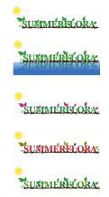 Logo # 227318 voor Ontwerp een catchy logo voor een bloemenimporteur!  naam: SUMMERFLORA wedstrijd