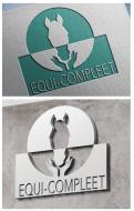 Logo # 977737 voor Paard en  osteopaat wedstrijd