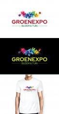 Logo # 1024809 voor vernieuwd logo Groenexpo Bloem   Tuin wedstrijd
