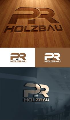 Logo  # 1160902 für Logo fur das Holzbauunternehmen  PR Holzbau GmbH  Wettbewerb