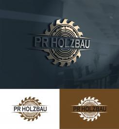 Logo  # 1165033 für Logo fur das Holzbauunternehmen  PR Holzbau GmbH  Wettbewerb