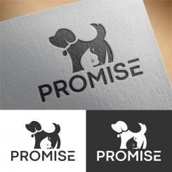 Logo design # 1192558 for promise dog and catfood logo contest