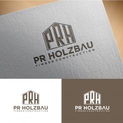 Logo  # 1161166 für Logo fur das Holzbauunternehmen  PR Holzbau GmbH  Wettbewerb