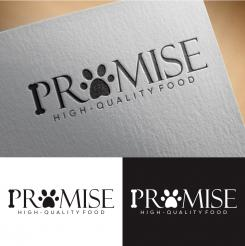 Logo design # 1193383 for promise dog and catfood logo contest