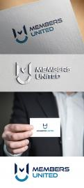 Logo design # 1124892 for MembersUnited contest