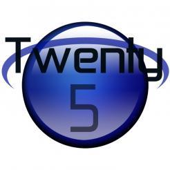 Logo # 664 voor Twenty5 wedstrijd