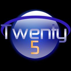 Logo # 666 voor Twenty5 wedstrijd