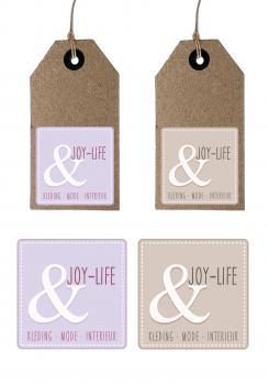 Logo # 433693 voor &JOY-life wedstrijd