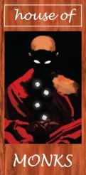 Logo # 406444 voor House of Monks, board gamers,  logo design wedstrijd