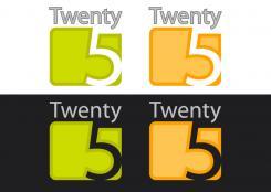 Logo # 761 voor Twenty5 wedstrijd
