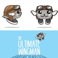 Logo design # 577659 for Wing it to win it! contest