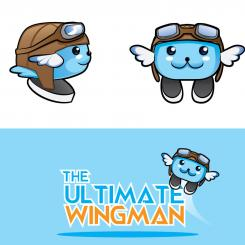 Logo design # 574798 for Wing it to win it! contest
