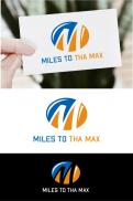 Logo design # 1176244 for Miles to tha MAX! contest