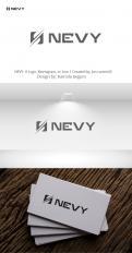 Logo # 1236047 voor Logo voor kwalitatief   luxe fotocamera statieven merk Nevy wedstrijd