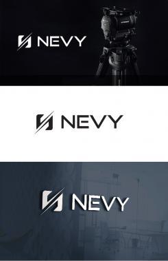 Logo # 1236052 voor Logo voor kwalitatief   luxe fotocamera statieven merk Nevy wedstrijd