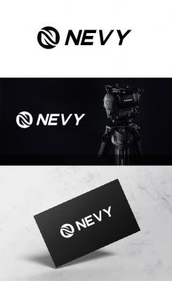 Logo # 1236054 voor Logo voor kwalitatief   luxe fotocamera statieven merk Nevy wedstrijd