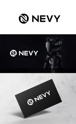Logo # 1236057 voor Logo voor kwalitatief   luxe fotocamera statieven merk Nevy wedstrijd