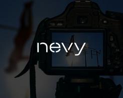 Logo # 1239226 voor Logo voor kwalitatief   luxe fotocamera statieven merk Nevy wedstrijd