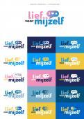 Logo # 1134723 voor Logo 'Lief voor mijzelf'   voorlichting aan kinderen en jongeren over depressie en sombere gevoelens wedstrijd