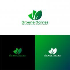 Logo # 1211847 voor Ontwerp een leuk logo voor duurzame games! wedstrijd