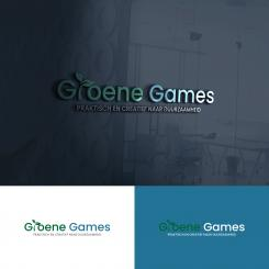 Logo # 1208889 voor Ontwerp een leuk logo voor duurzame games! wedstrijd