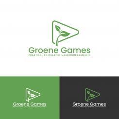 Logo # 1213419 voor Ontwerp een leuk logo voor duurzame games! wedstrijd