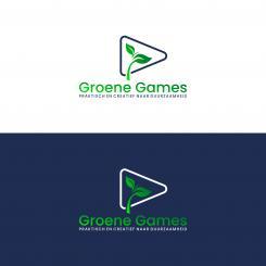 Logo # 1210935 voor Ontwerp een leuk logo voor duurzame games! wedstrijd